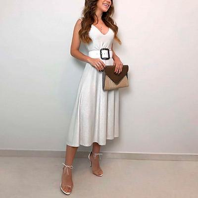 Vestido Lurex Mara Essentric | Boutique Morena Chic