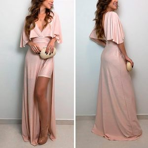 Vestido Lurex Thalia Rose | Boutique Morena Chic