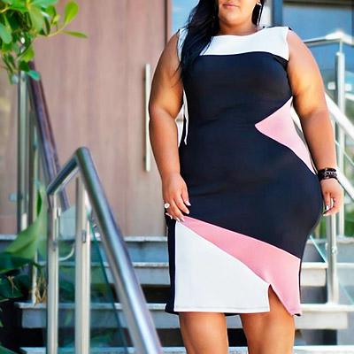 Vestido Plus Size Modelo Feminino | Boutique Pimenta Espaço Plus Size