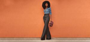 Calça pantalona: o guia completo que você precisa ler