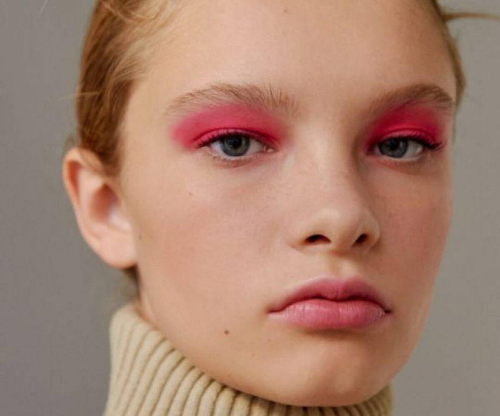 maquiagem rosa tendencia de outono inverno 2019 blog feira shop bh