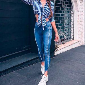 Calça Jeans Feminina | Story Of Capitu