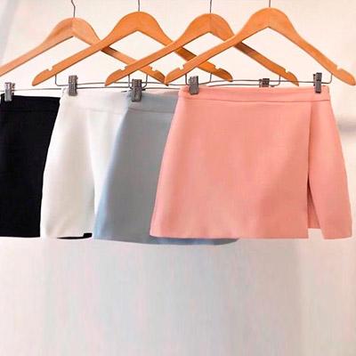 Short Saia com Fenda | Claw Store