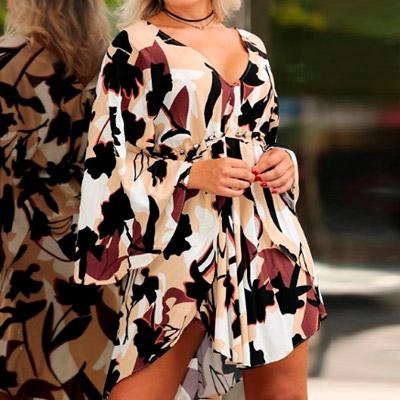 Vestido Modelo Bata | Mania de Ser Bonita