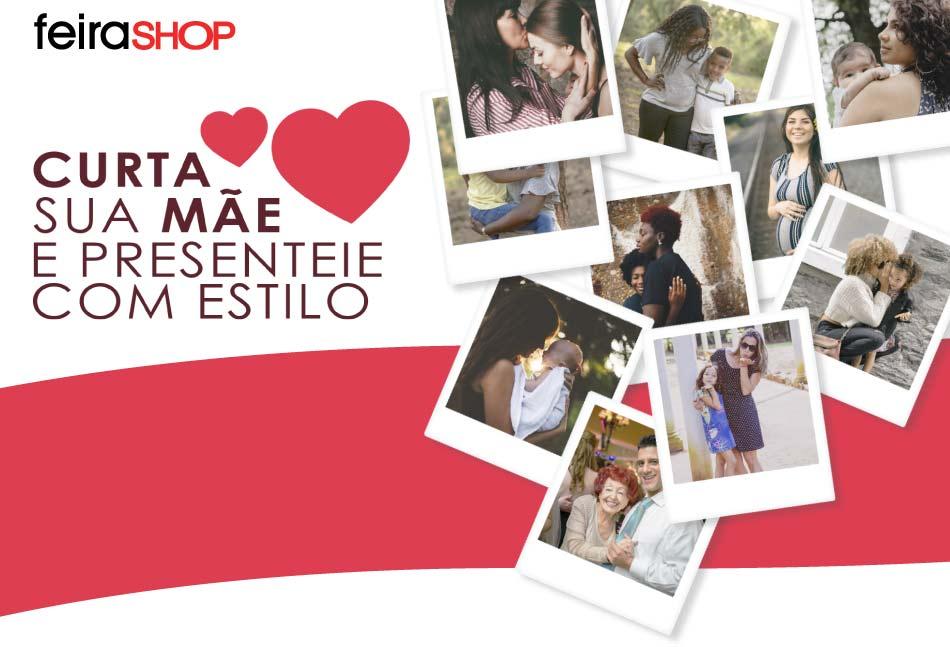 Dia das Mães - Feira Shop - Mobile