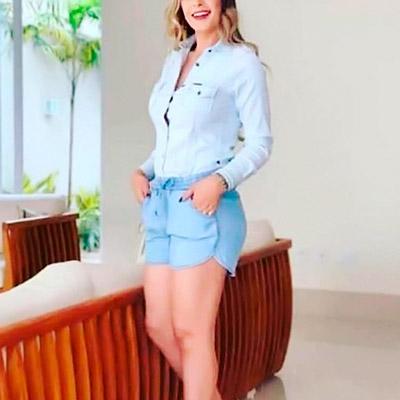 Blusa Jeans Feminina | Soul Jeans