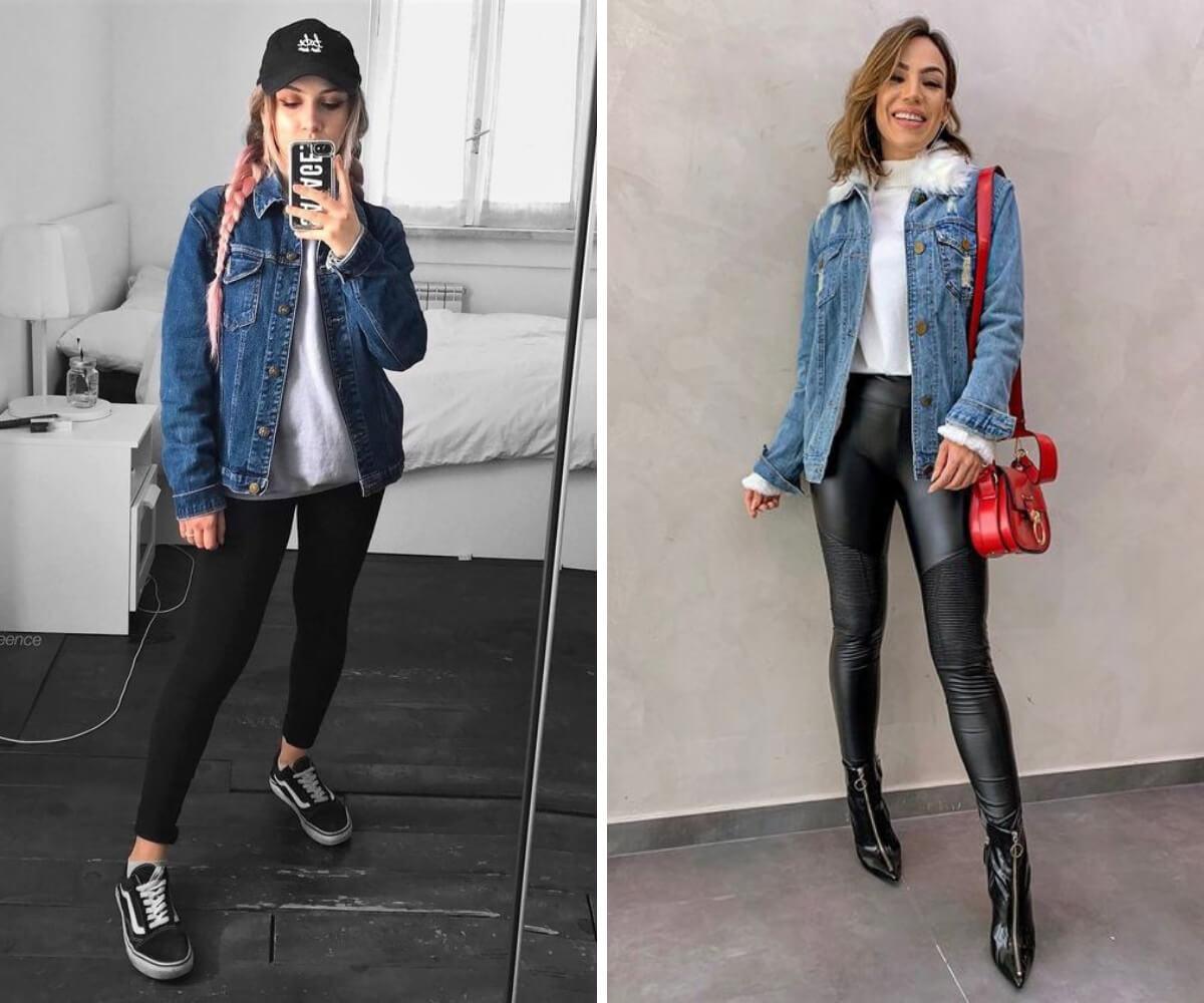 como usar jaqueta jeans dicas blog feira shop bh