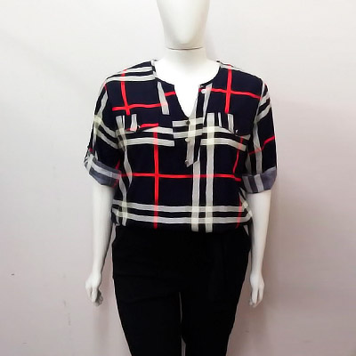 Camisa Feminina Plus Size | Cheia de Charme