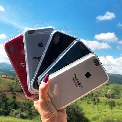 Capa de Celular Apple | R&D Capas e Acessórios