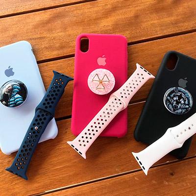Kit Celular Apple | R&D Capas e Acessórios