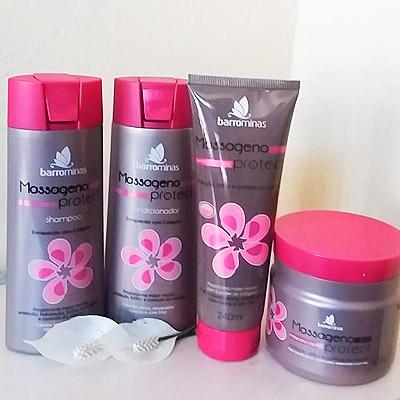 Kit Linha Massageno Protect | Segredos Hair Cosméticos