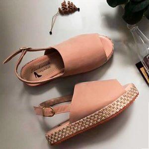 Sandália Itra Plataforma   Shekinah Calçados & Acessórios