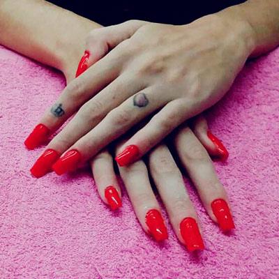 Serviços de Manicure   Esmalteria Kananda
