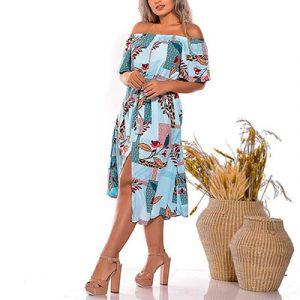 Vestido Ciganinha Feminino | Ateliê da Larisse