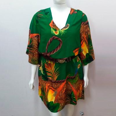 Vestido Feminino Plus Size | Cheia de Charme