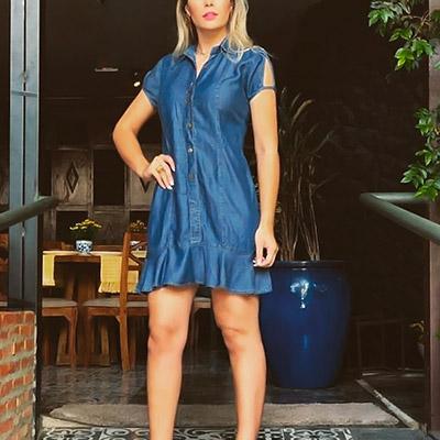 Vestido Jeans Feminino | Soul Jeans