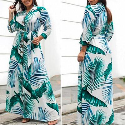 Vestido Longo Feminino | Espaço SD Modas