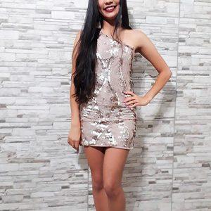 Vestido de Festa Feminino | Outlet 103