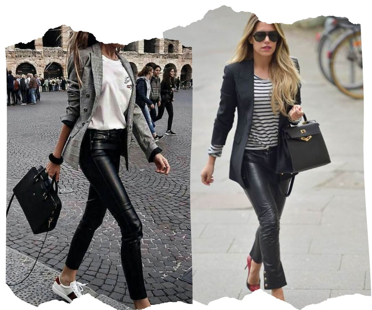 7 modelos de calças estilosas para sair do jeans