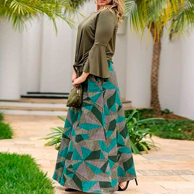 Blusa Plus Size Feminina | Lili Elegância Plus