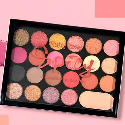 Paleta de Sombras | Miss Makeup