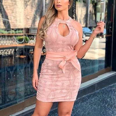 Vestido Lurex Rose | Stylo Girls