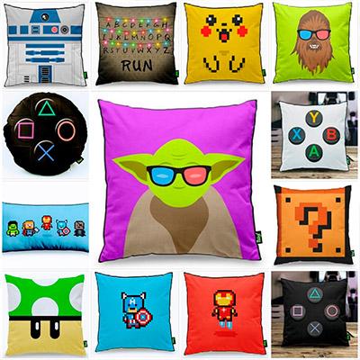Almofadas Personalizadas Decorativas | Orange Gifts