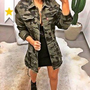 Parka Feminina | Cah Boutique