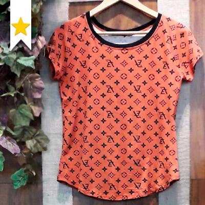 T-Shirt Estampada Feminina | Fina e Bela Moda Evangélica
