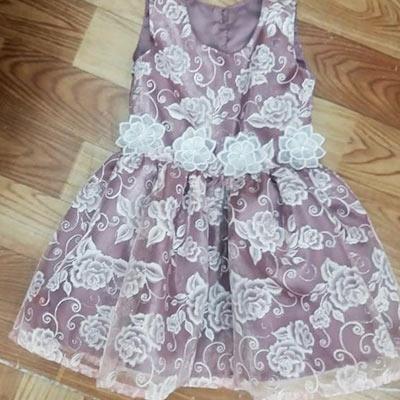 Vestido Infantil | Menina Morena Vestidos