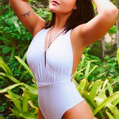 Body Transpassado Branco | Vianna Store