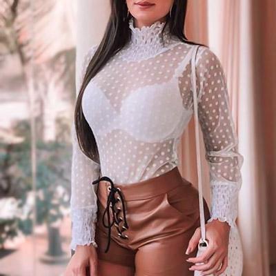 Body Tule de Poá | Cah Boutique