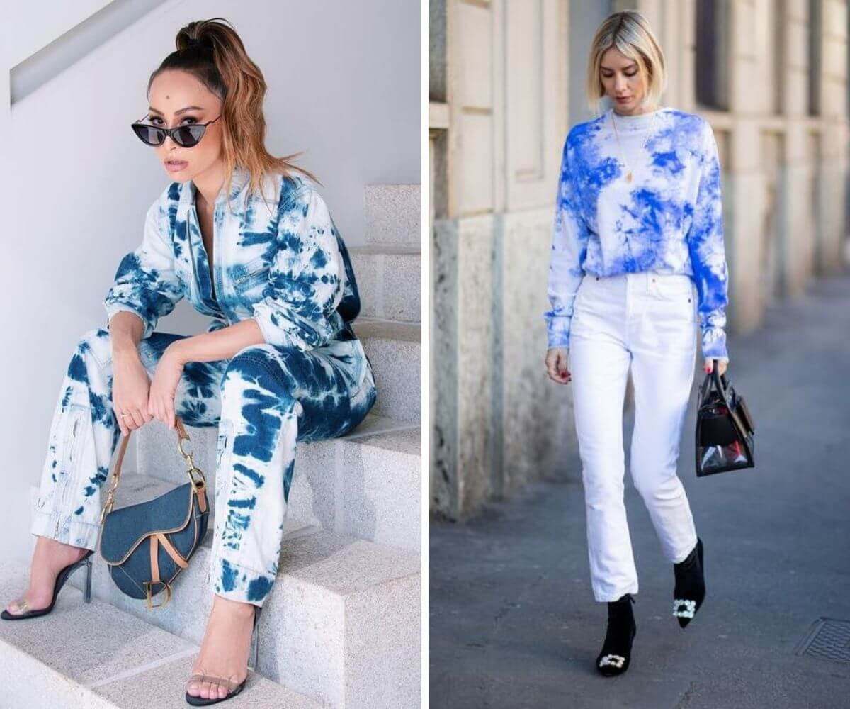 Como usar Tie Dye dicas blog Feira Shop BH