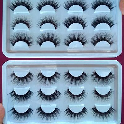 Cartela de Cílios Postiços | Miss Makeup