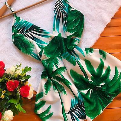 Macaquinho Feminino Tropical | Girl Boss