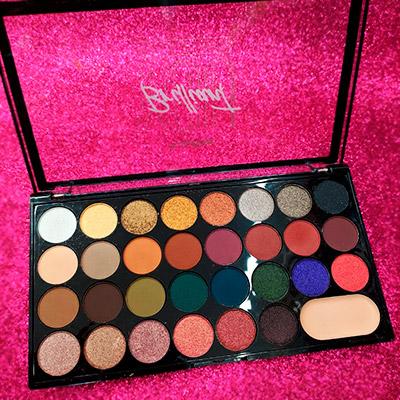 Paleta de Sombra | Miss Makeup
