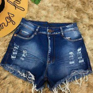 Short Jeans Feminino | Girl Boss