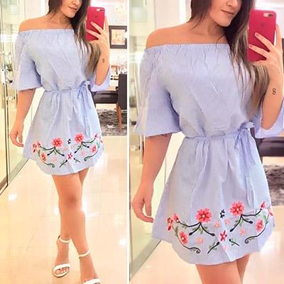 Vestido Ciganinha Feminino | Vianna Store