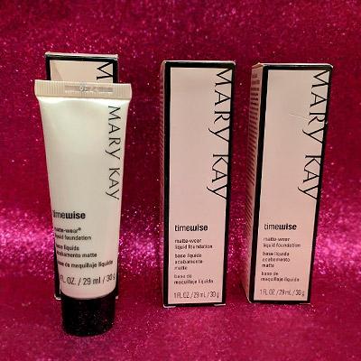 Base líquida Mary Kay | Miss Makeup