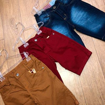 Bermudas Jeans Masculinas | Girrafas