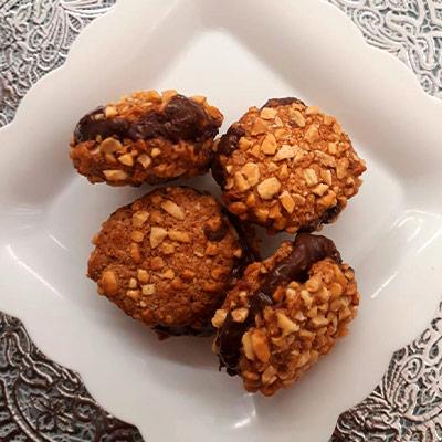 Biscoito Agnus com Recheio | Biscoiteria Tia Cecé