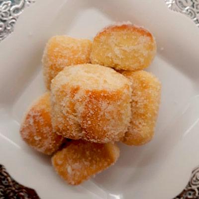 Biscoito Queijadinha | Biscoiteria Tia Cecé