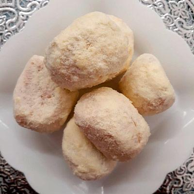Biscoito Tentação de Leite Ninho | Biscoiteria Tia Cecé