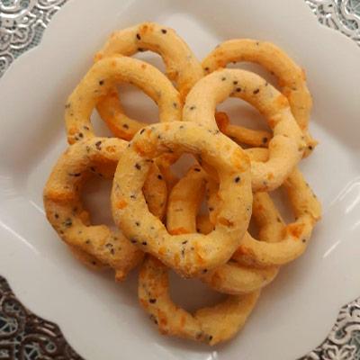 Biscoito de Parmesão | Biscoiteria Tia Cecé