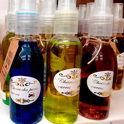 Cheirinho para Carro | Essence Saboaria e Perfumaria Artesanal