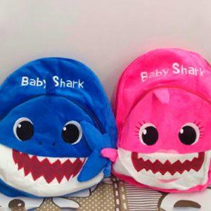 Mochilas Baby Shark | Raiz de Davi