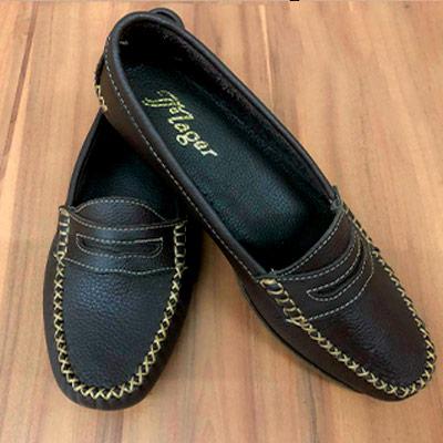 Sapato Mocassim Feminino   Shekinah Calçados