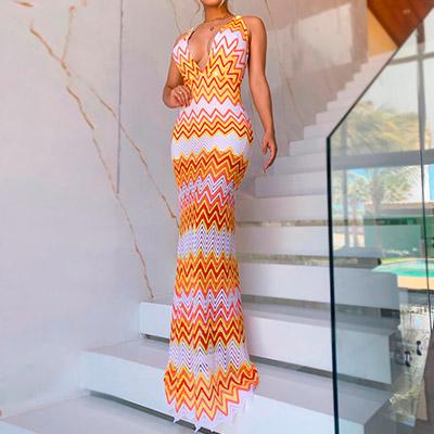 Vestido Longo Feminino | Mais Charmosa Boutique