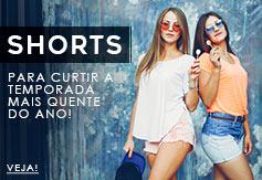 Shorts - Feira Shop