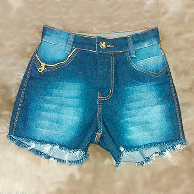 Bermuda Feminina Jeans | Cardoso e Brito Modas